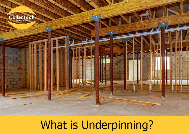What is Underpinning?