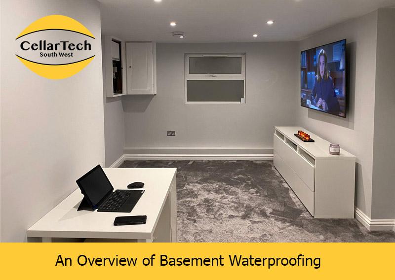 An Overview of Basement Waterproofing