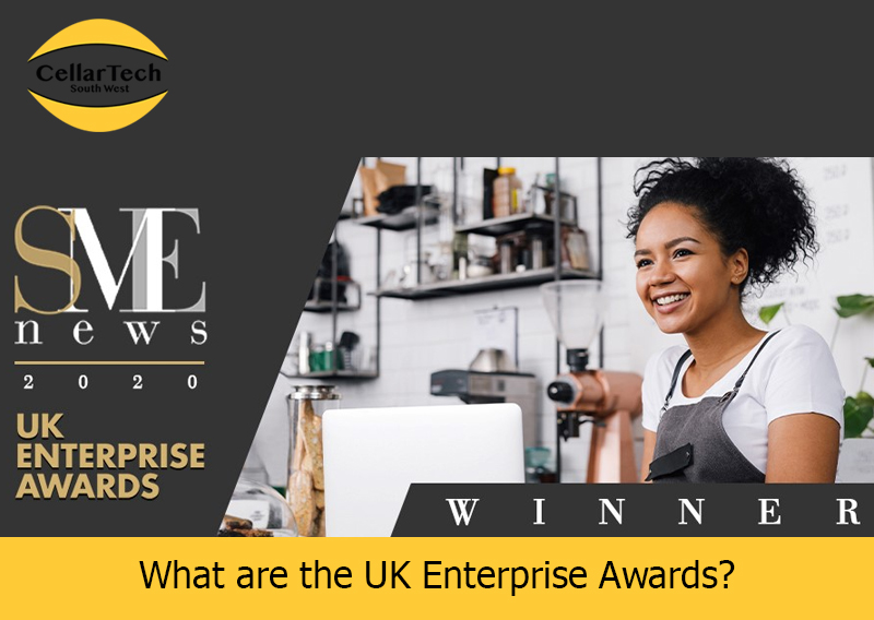 What are the UK Enterprise Awards?
