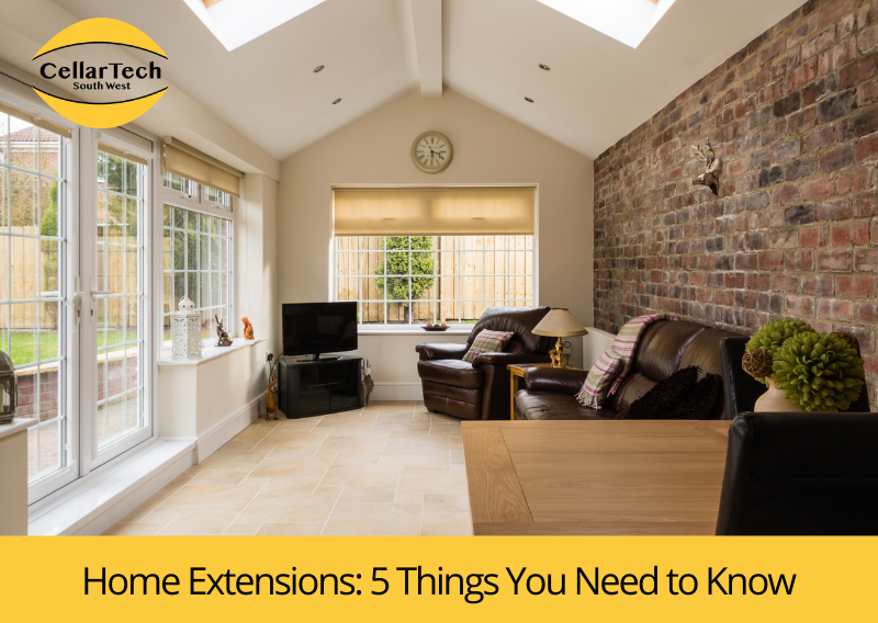 Home Extensions: 5 Things You Need to Know